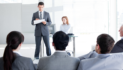 3 Lessons for Presenting to Your Boss